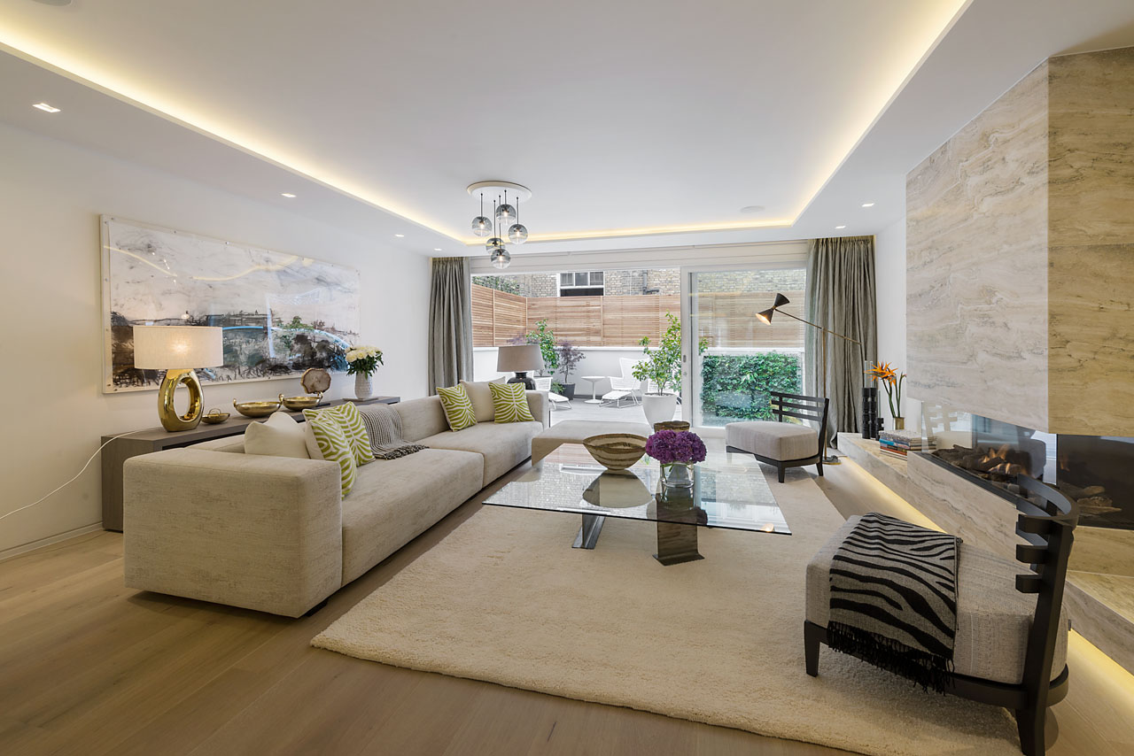 This luxury property has been meticulously refurbished to exacting contemporary standards, incorporating design which reflects various architectural features and key materials reminiscent of its history and heritage.