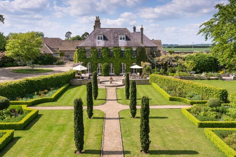 Trowbridge, England An Authentic English Estate On Eight Acres Of  Picturesque Parkland.