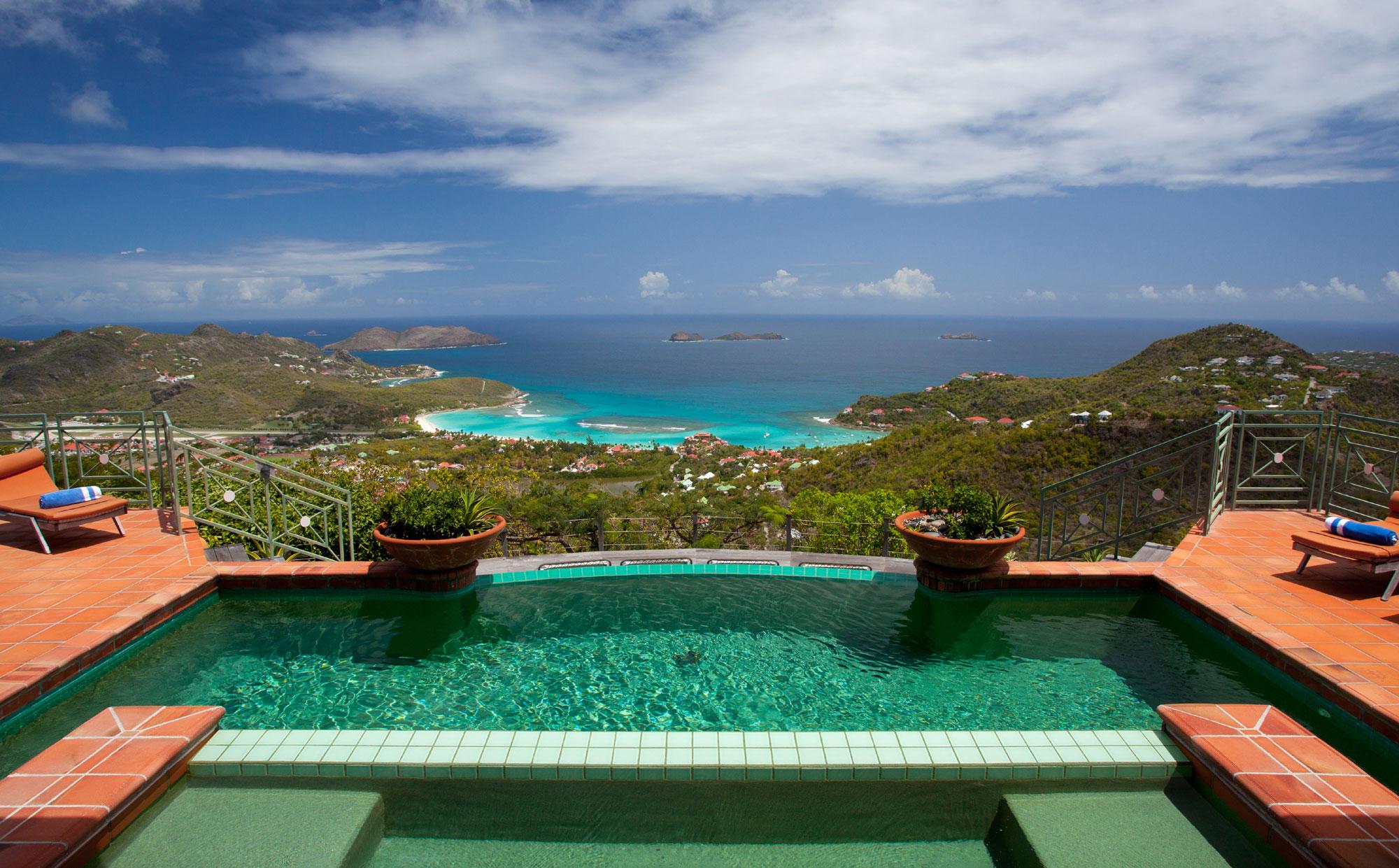 Villa Au Soleil, St Barts, French West Indies