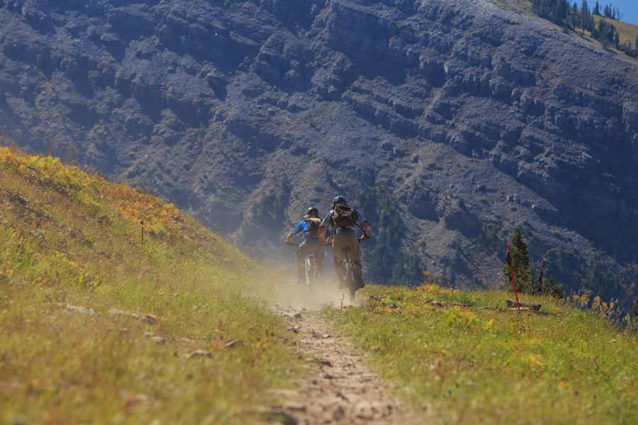 Jackson, founded in 1894, is popular for year round recreation including hiking and biking through the mountains.